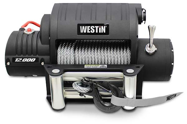 westin off road integrated 12 0 winch hero