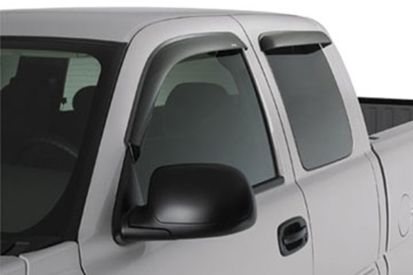 2002 Chrysler LHS AVS External Mount Ventvisors 94107 Ventvisor Window Deflectors 1230-94107