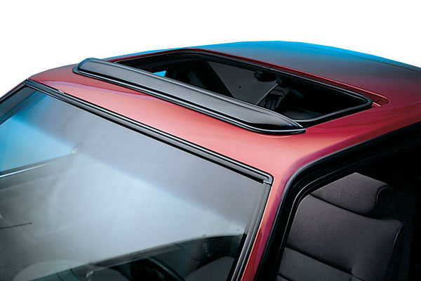 pop out sunroof deflector