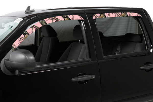 Stampede Camo Vent Visors - Best Price on Camouflage Window ...