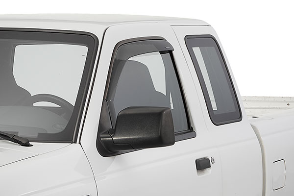2000 GMC C/K 3500 Stampede SNAP-INZ Side Window Deflectors 41005-2 SNAP-INZ Side Window Deflectors 6457-41005-2