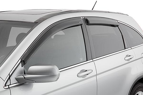 2007 Hyundai Santa Fe Stampede TAPE-ONZ Side Window Deflectors 6454-34-241-2007