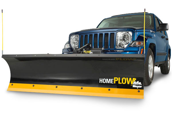 homeplow basic snow plow 1