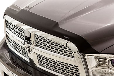 Ford F-250 Lund Aeroskin Textured Hood Protector