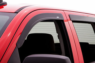 Ford F-150 Lund In-Channel Low Profile Textured Ventvisors