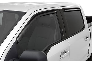Stampede TAPE-ONZ Carbon Fiber Side Window Deflectors