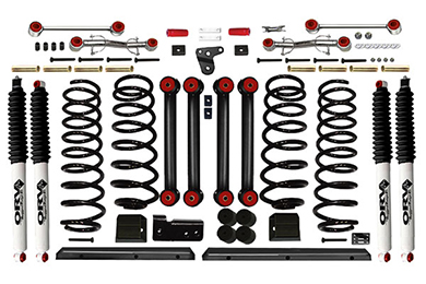 Ford F-150 ORV Complete Jeep Lift Kits
