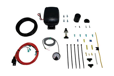Ford F-350 Air Lift Single Load Controller System