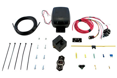 Ford F-350 Air Lift WirelessOne Air Control System