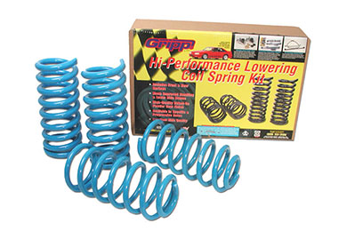 BBK Gripp Lowering Springs & Accessories