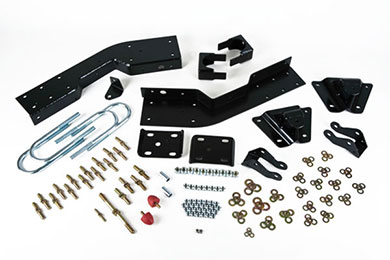 Ford F-150 Belltech Flip Kit