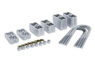 """Belltech 6203 Rear 4/"""" Drop Lowering Block Kit for Blazer//S10//Envoy//Jimmy//Tundra"""