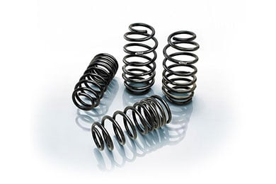 eibach pro lowering springs on white background