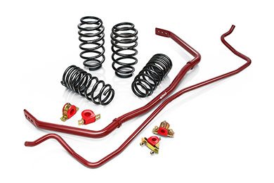 Ford Mustang Eibach Pro-Plus Suspension Kit