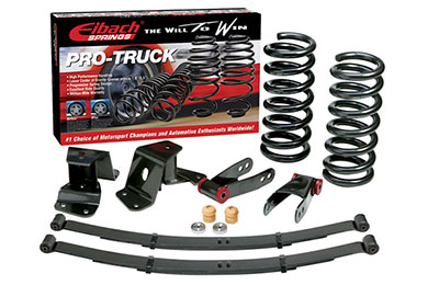 Ford F-150 Eibach Pro-Truck Lowering Kit