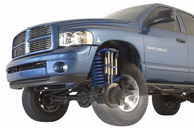 Ford Expedition Fabtech Lift Kits