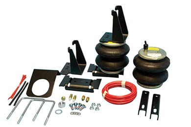 Ford F-350 Firestone Air Bag Suspension Kit
