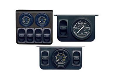 Ford F-150 Firestone Control Panels