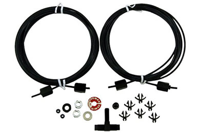 BMW 5-Series Gabriel HiJacker Shock Air Hose Kit