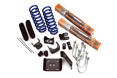 Ground Force Complete Suspension Lowering Kit