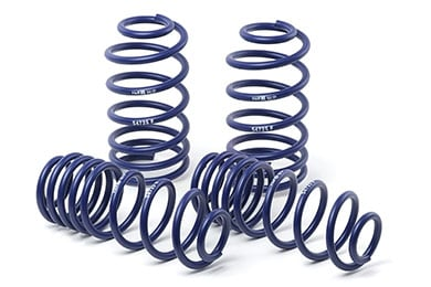 Smart Fortwo H&R Sport Lowering Coil Springs