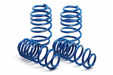 h r super sport lowering coil springs