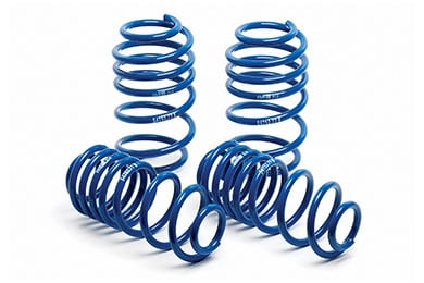 Volkswagen Golf H&R Super Sport Lowering Coil Springs