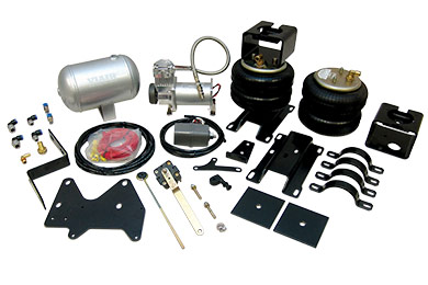 GMC Yukon XL Hellwig Power Lift Air Suspension Kit