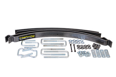 Ford F-150 Hellwig Pro Series Helper Springs