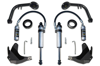 Ford F-150 ICON Secondary Shock System