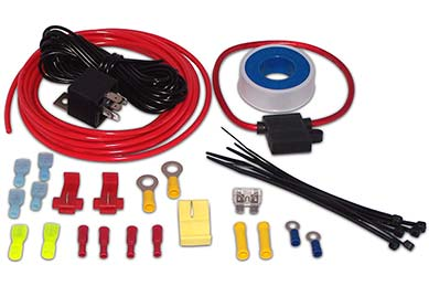 Ford Mustang Kleinn Air Compressor Wiring Kit
