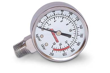 kleinn stem mount air pressure gauge hero