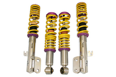 Ford Mustang KW Coilover Shocks