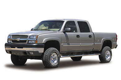 Ford F-250 Performance Accessories Gap Guards