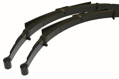 skyjacker softride leaf springs
