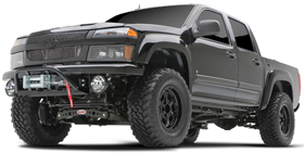 Chevy Colorado Rancho Complete Lift Kit