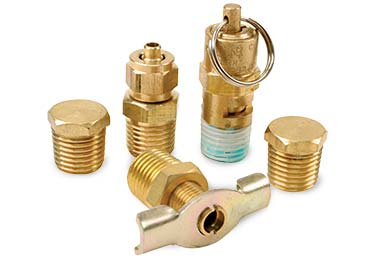 Dodge Sprinter VIAIR Air Compressor Fittings