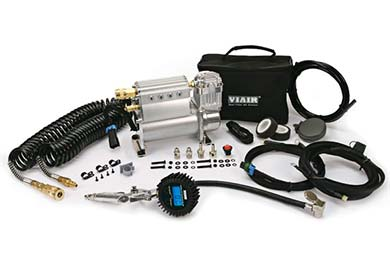 BMW 3-Series VIAIR Automatic Deployment Air System