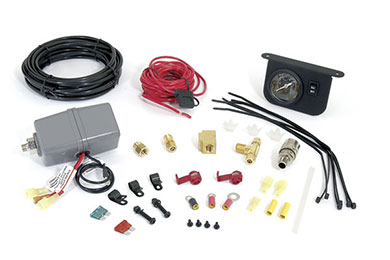 Nissan Frontier VIAIR Onboard Air Hookup Kit