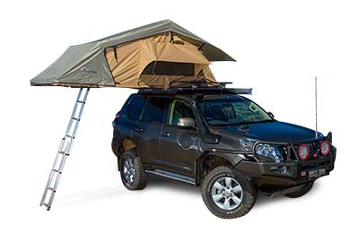 Chevy Colorado ARB Series III Simpson Rooftop Tent