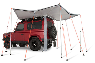 GMC Safari Rhino-Rack Foxwing ECO 2.1 Awning