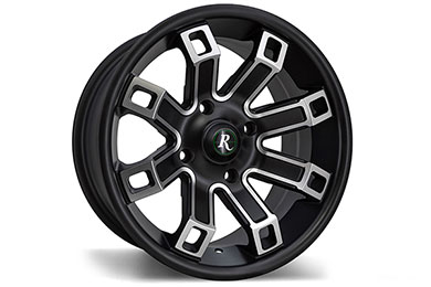 Jeep Wrangler Remington Hollow Point Wheels