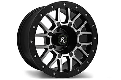 Jeep Wrangler Remington RTC Wheels