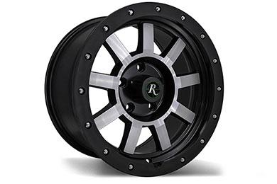 Remington Target Wheels