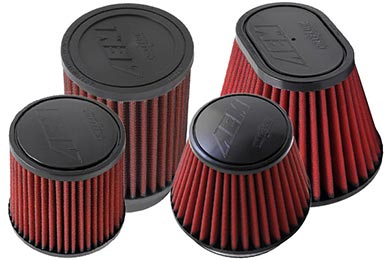 BMW X5 AEM DryFlow Universal Cone Air Filters
