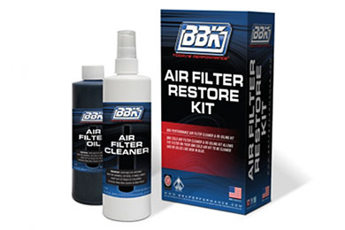 Mazda RX-8 BBK Air Filter Cleaning Kit