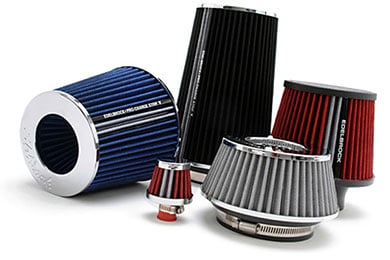 edelbrock pro flo universal conical air filter