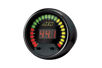 Chevy Corvette AEM Serial Data Stream Gauge