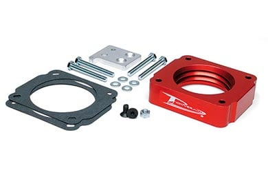 GMC Sierra Airaid PowerAid Throttle Body Spacer