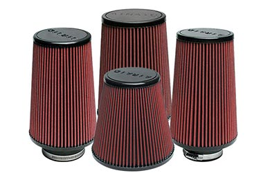 BMW X5 AirAid SynthaFlow Universal Cone Air Filters